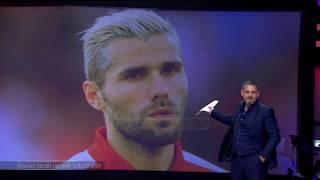 Ja cfarë mendon Erjona, për futbollistët shqiptarë, gjykuar nga paraqitja!