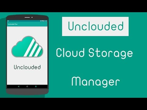 Best Cloud Storage Manager With Material Design - Unclouded