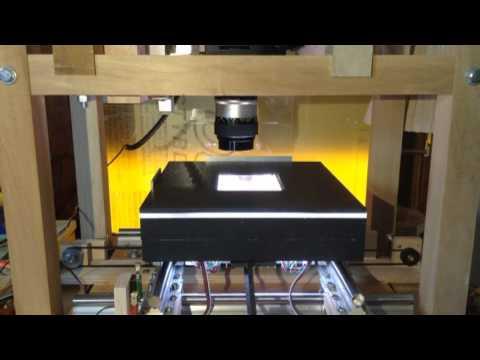 Sheet Film Scanner Diy Dslr Film Scanner