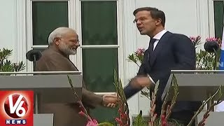 PM Narendra Modi in Netherlands: Modi Says Netherlands Is The 3rd Largest Investment Partner