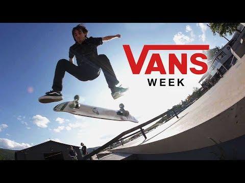 VIP: Vans Week at Woodward PA