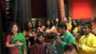 Download Saraswati Puja 2013 - Pushpanjali 3Gp Mp4