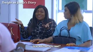 Jenifa's diary Season 18 Episode 1- showing tonight on AIT (ch 253 on DSTV), 7.30pm