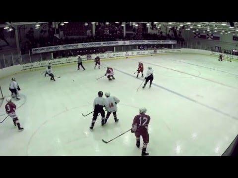 Хоккейный матч Хаски Невинномысск СПКУ Ставрополь 28 02 2016