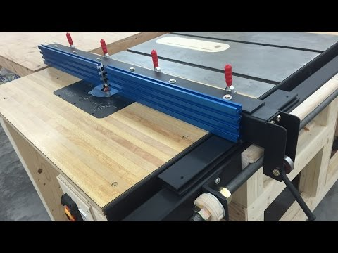 Router Table Depot Router Fence Router Table Fence For Table