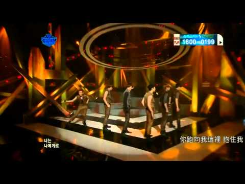 [live 中字]beast - Fiction  Comeback Stage (0519) video