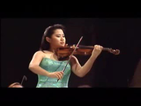 Sarah Chang - Jules Massenet - Meditation