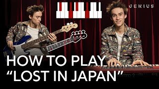 How To Play Shawn Mendes 39 34 Lost In Japan 34 With Jacob Collier