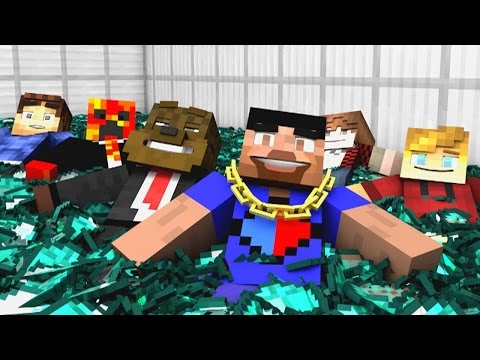 "Minecraft Song ♪ ""Victory Chant"" a Minecraft Song Parody (Minecraft Animation) thumbnail"