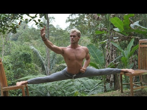 Русский Van Damme - Сергей Бойцов ( Kickboxer )