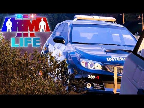 Arma 3 Life Police #13 - Highway Patrol Traffic Enforcement