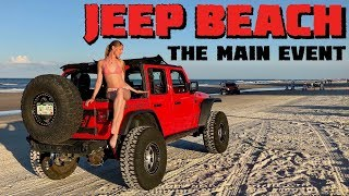 THE MAIN EVENT of Jeep Beach 2019!