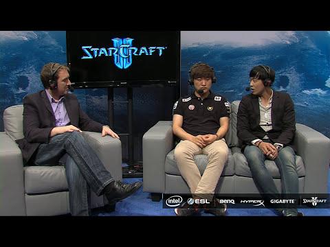 Snute vs. Flash (ZvT) - IEM Toronto 2014 - Quarter Final - StarCraft 2