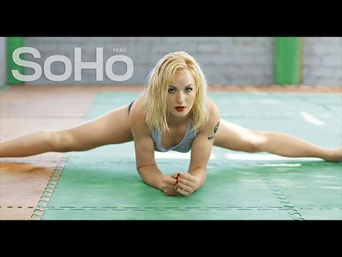 Valentina Shevchenko Sexy Dance Compilation