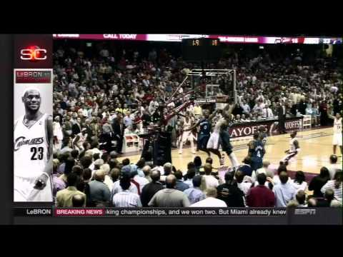 Lebron James: Return Of The King (espn Sportscenter Special) video