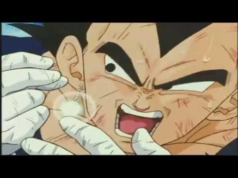 LA PREMIERE FUSION DE GOKU ET VEGETA EN VEGETO Dragon Ball Z VF thumbnail