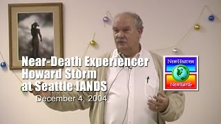 Near-Death Experiencer Howard Storm at Seattle IANDS - 2004