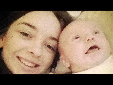 Skinny Woman Gives Birth Without Knowing She Was Pregnant video