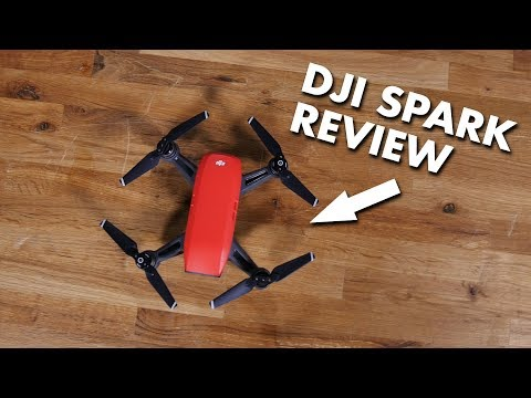 DJI Spark Review -The best Drone for most people?   Flite Test