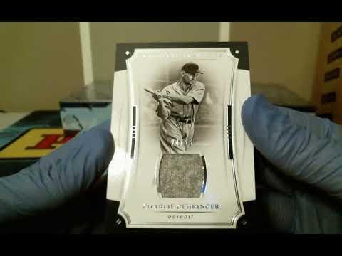 2017 National Treasures Baseball 8 Box 2 Case Ebay Player Break Jan 16 2018