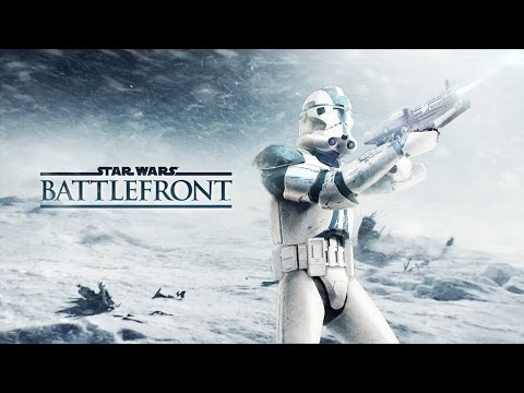 Star Wars Battlefront 3 Gameplay