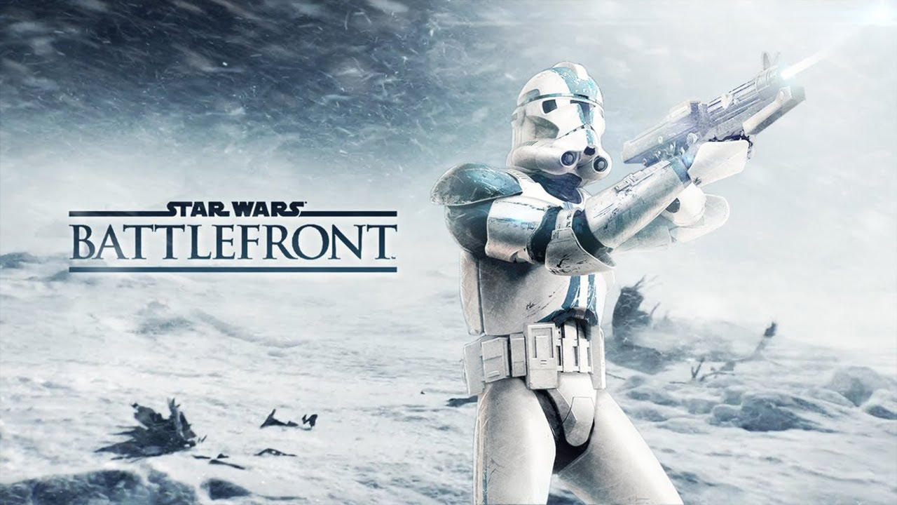 Star Wars Battlefront - Best 3rd Person Shooters