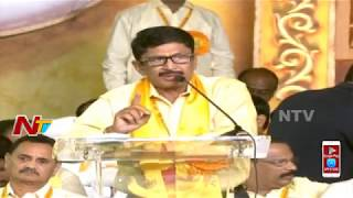 MP Murali Mohan Speech @ AP TDP Mahanadu 2018 Day 02 | Siddhartha College Grounds | Vijayawada