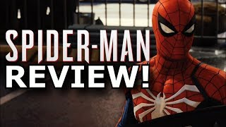 Spider-Man Review! GREAT or OVERHYPED? (PS4)