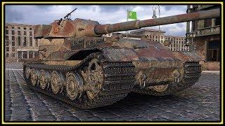 Pz.Kpfw. VII - 9,7K Dmg - World of Tanks Gameplay