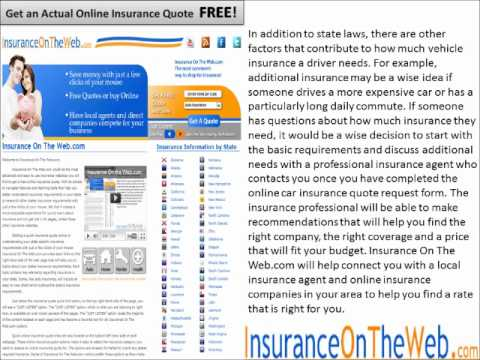 Alaska Auto Insurance