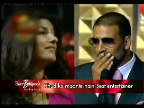Akshay Kumar is upset about NEVER winning Best Actor Award