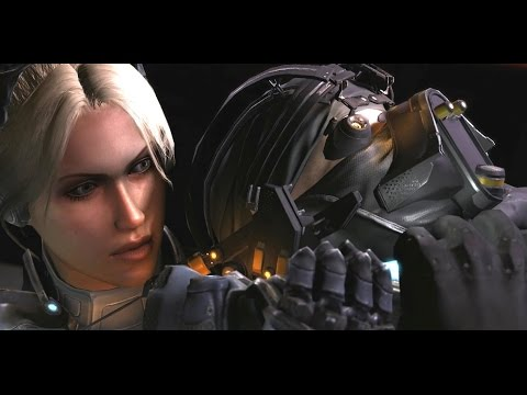 StarCraft 2: Nova Covert Ops All Cutscenes (Missions 1-3) Game Movie 1080p HD