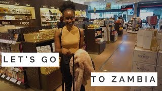 COME WITH ME TO ZAMBIA VLOG 15 - LIFE IN ZAMBIA  Martha's Empire
