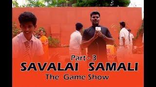 JUDAH TV PRESENTS | SAVALE SAMALI THE GAME SHOW | Mohre Public School( Part - 3)