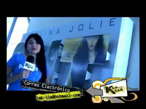CARTELERA DE CINE 1er Programa LA K-LLE tv 4ta Temporada