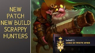 New Build Scrappy Hunters Road to Lord Series