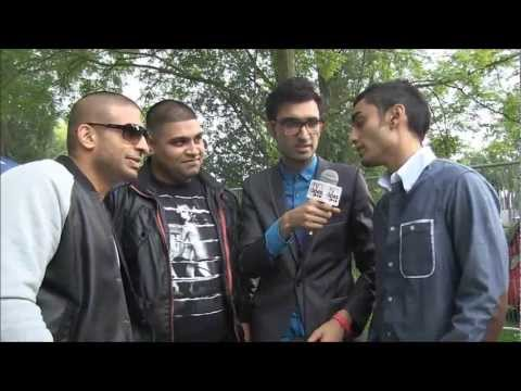 Culture Shock Funniest Interview with Salman Malik @ Luton Mela 2012