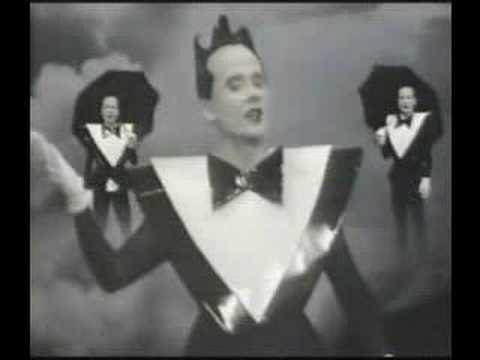 Klaus Nomi - Lightning Strikes