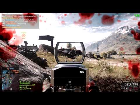 Battlefield 4 Moments - Flanking Rocket Boosters!