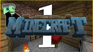 """How To Minecraft SMP : """"WELCOME TO HYPE TOWN"""" : Episode 1"""