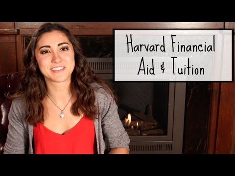 Harvard Financial Aid and Tuition