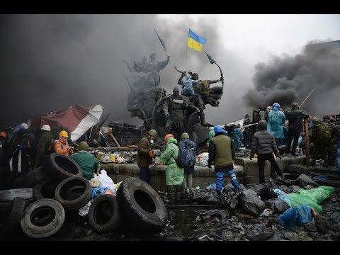 Ukraine: One Year On