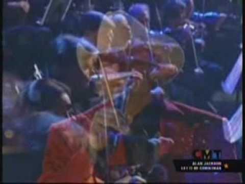 Alan Jackson - O Come, All Ye Faithful