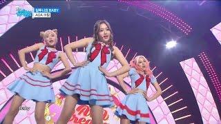 【TVPP】AOA Cream – I'm Jelly BABY, AOA크림 - 질투나요 BABY @ Show! Music Core Live
