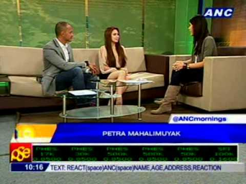 [ANC Mornings] Petra Mahalimuyak graces Mornings @ANC