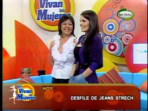 Desfile Jeans Strech - Que Vivan Las Mujeres