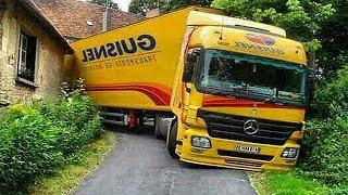 Ana Var Şoför Doğurur! İşte Anaların Şoför Olarak Doğurduğu O En Yetenekli Kamyon - Tır Sürücüleri!