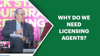 Why do we need licensing agents