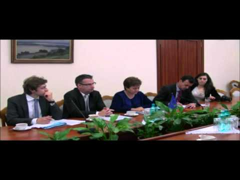 Commissioner Georgieva: Kristalina Georgieva visits Moldova