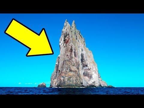 Этот Странный Остров Хранил Свой Секрет 80 Лет